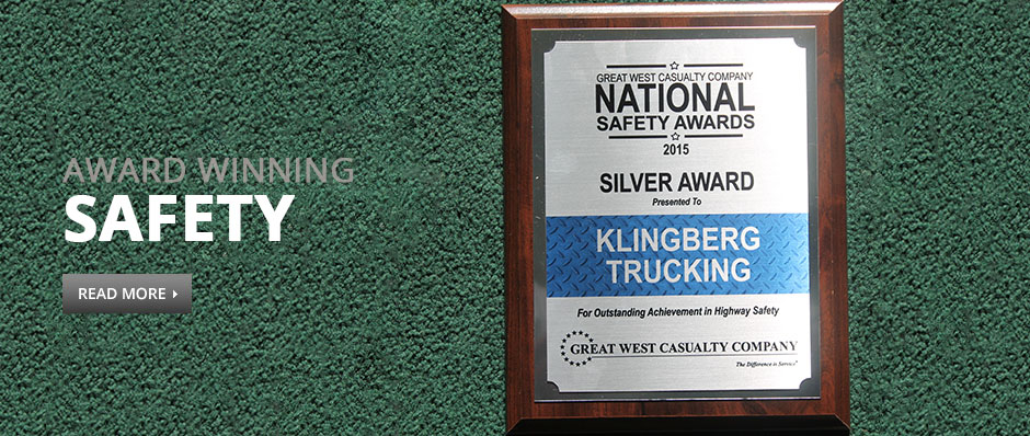 Klingberg Trucking, Inc
