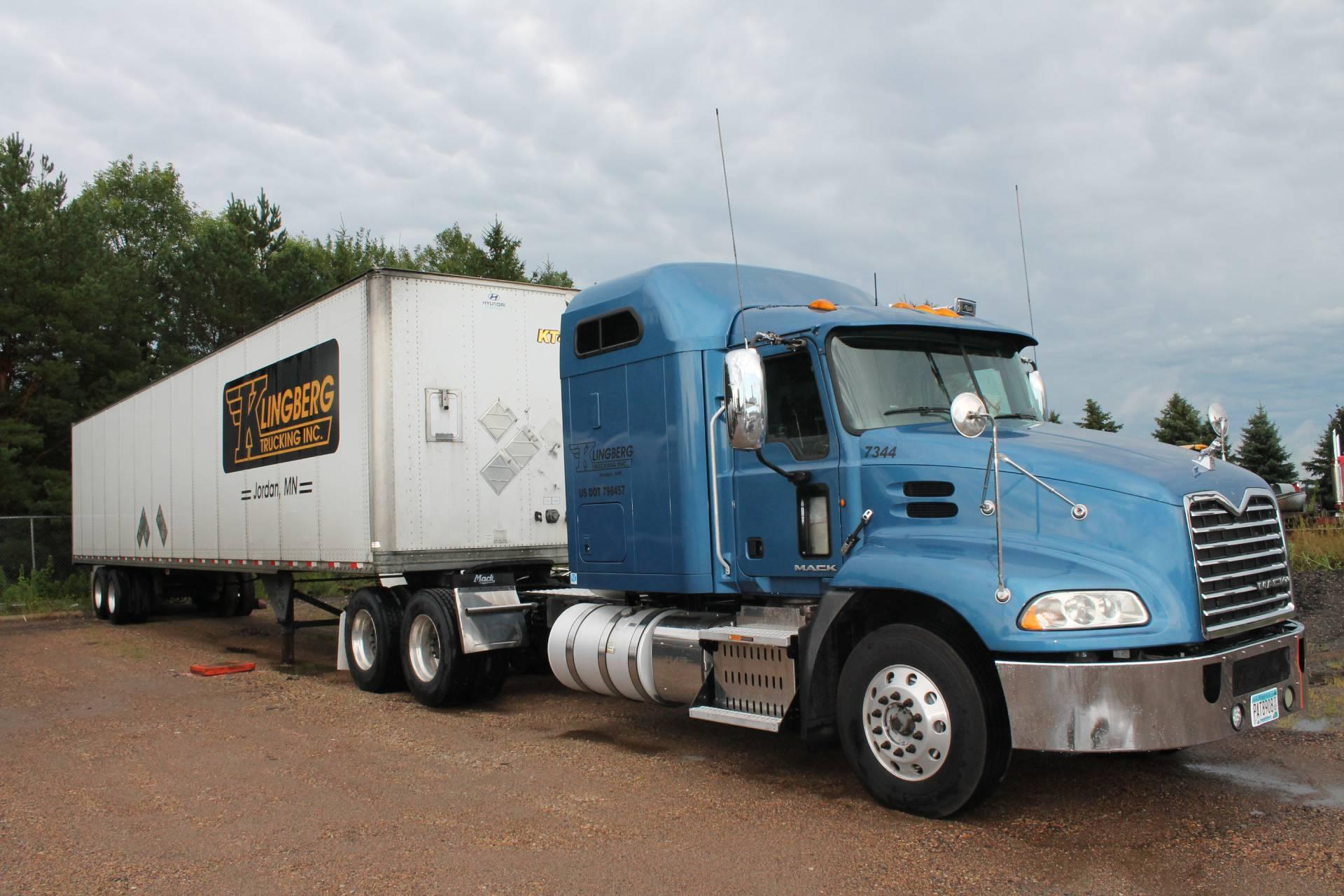 Klingberg Trucking, Inc